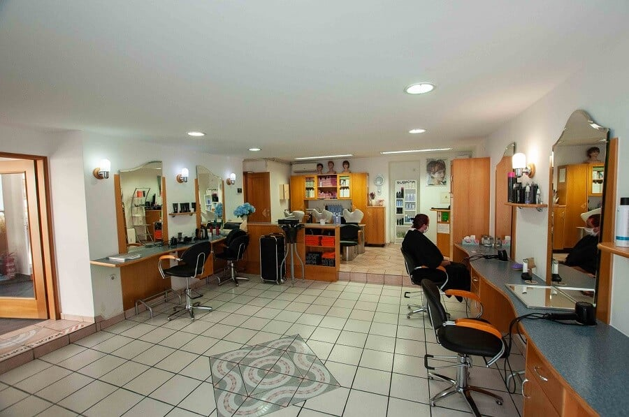 Frizerski salon K-las