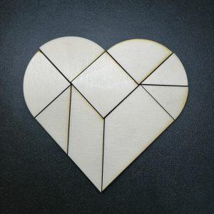 Srce leseno
