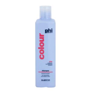 Subrina Professional PHI Colour šampon za zaščito barve z ilečkom mandljev 250ml