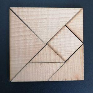 Tangram leseni