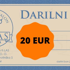 soceko bon 20 EUR