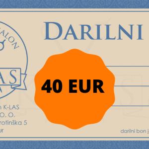 soceko bon 40 EUR
